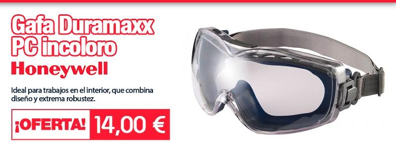 Gafa Duramaxx PC incoloro