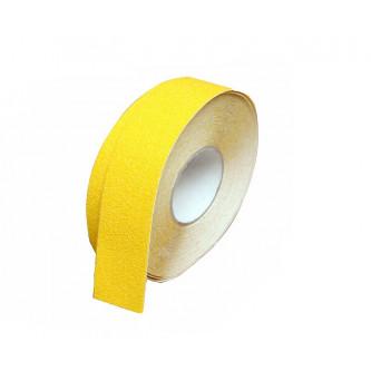 rebajado cinta adhesiva antides amarilla 50 mm x 183 m