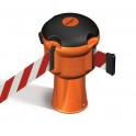 Bobina retractil con cinta para poste skipper (no incluído)