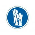 uso de guantes aislantes