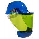 Pantalla y casco Arc Flash Clase 2