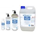 Gel hidroalcohólico higienizante de manos CleanGel