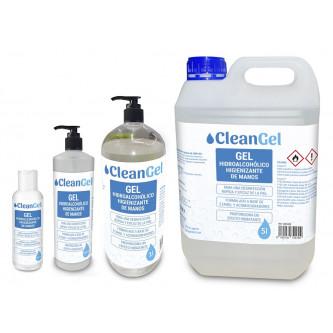 Gel hidroalcohólico higienizante de manos CleanGel 100ML
