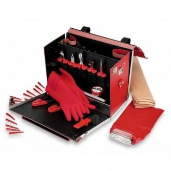 cimco maletin 37 herramientas aislado a 1000 v