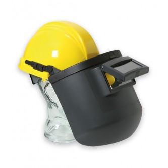 pantalla soldar acoplable a casco gamador combi sin cristal 50x108