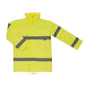 parka alta visibilidad amarillo flúor velilla