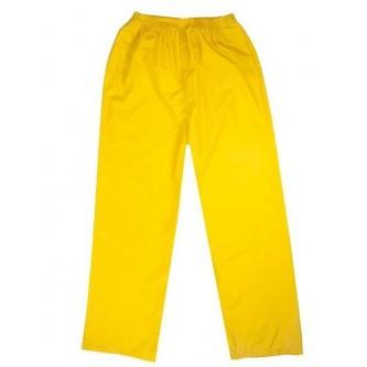 pantalón de lluvia amarillo velilla