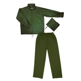 traje ingeniero de lluvia verde velilla