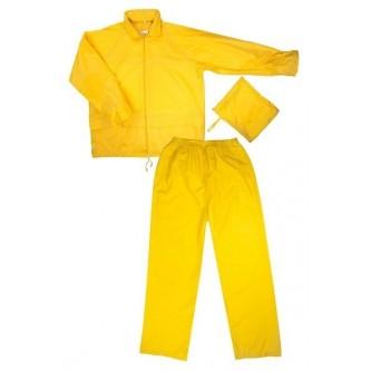 traje ingeniero de lluvia amarillo velilla