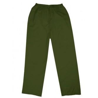 pantalón de lluvia verde velilla