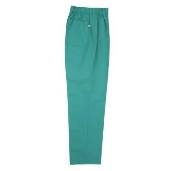 pantalón pijama verde sin cremallera velilla