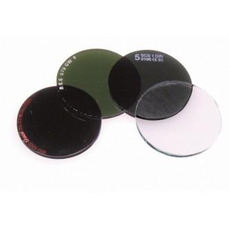 xanthos lente mineral redonda 50mm