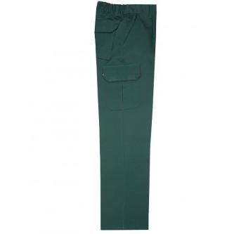pantalón multibolsillo verde bosque velilla