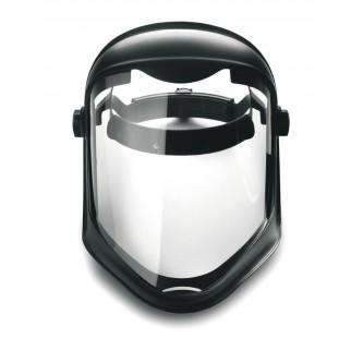pantalla bionic con visor policarbonato anti vaho y antiarañazos