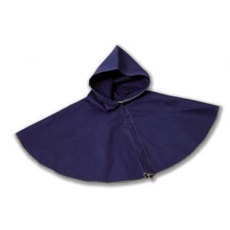 capucha de cuero soldar cabeza y hombros monks hood safetop
