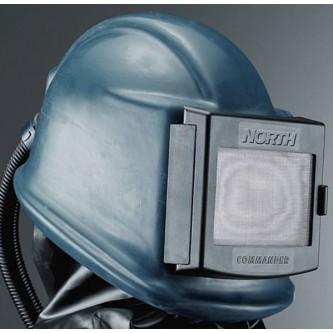 safetop pack 50 visores poliéster para commander