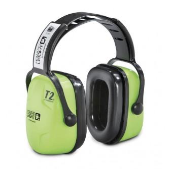 cascos auditivos alta visibilidad thunder t2hv snr 33 dieléctrico