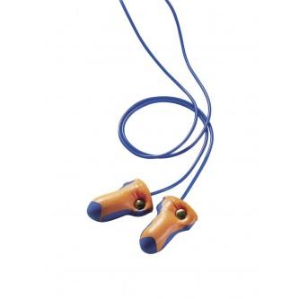 tapones auditivos láser track snr 25 caja de 100 pares