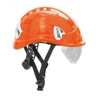 casco de montaña protector de cabeza safetop