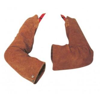 mangas de cuero best al hombro para soldar safetop