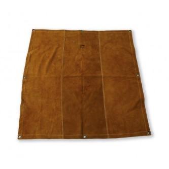 manta de cuero de 1x1 metro para soldar safetop