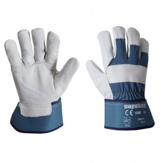 guantes piel flor en palma safetop