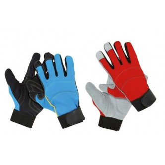 guantes detroit tipo mecánico