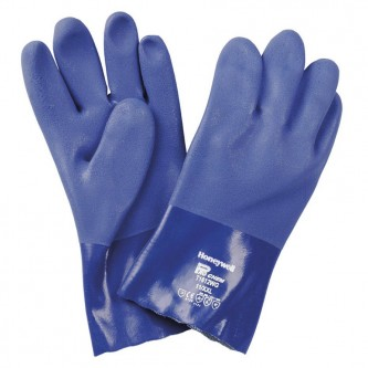 guantes con doble soporte de algodón prochem