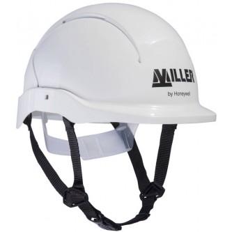 casco con visera miller