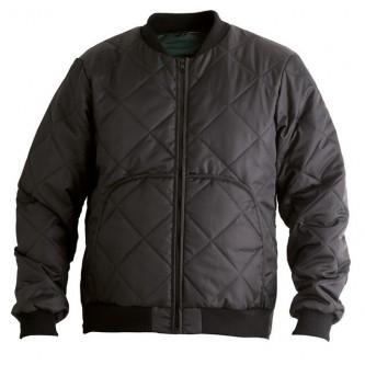 chaqueta térmica acolchada safetop