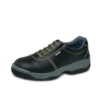 zapato de seguridad piel grabada s3 c1 src mendi