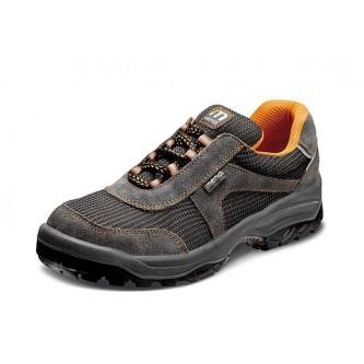 zapato de seguridad rejilla afelpado s1 c1 src mendi