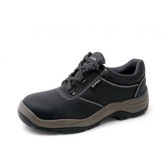 zapato de seguridad piel grabada no metálico cordura s1p c1 src mendi