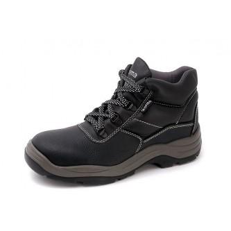 bota de seguridad piel grabada no metálico cordura s1p c1 src mendi