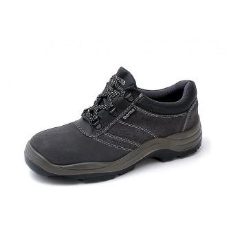 zapato de seguridad piel afelpada s1p c1 src mendi