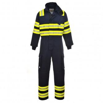 buzo contra incendios en la naturaleza fr98 portwest