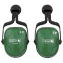 Orejeras auditivas Thunder T1H SNR 29 dieléctrico para casco