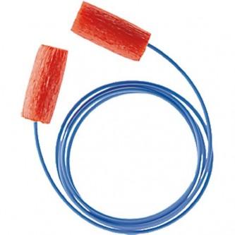 tapones auditivos matrix orange con cordón snr 29 caja 100 pares