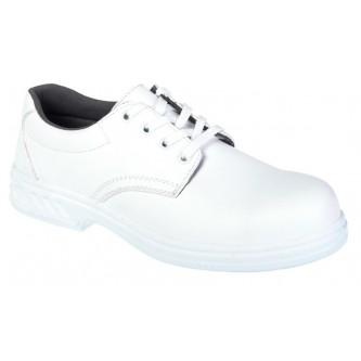 zapato de seguridad con cordones s2