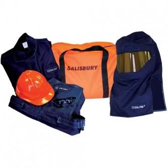 kit de protección contra arco eléctrico de 12 cal cm2