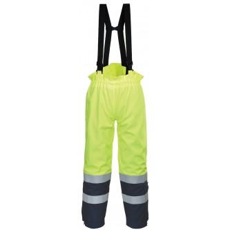 pantalón de alta visibilidad bizflame multi