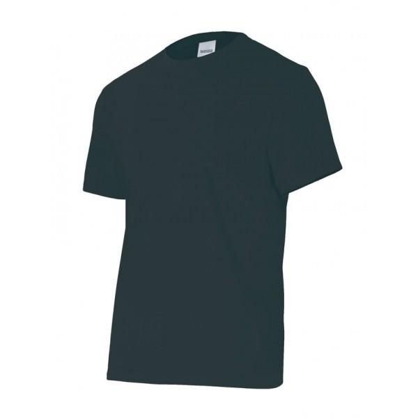 ecc2c8e3a9334 Comprar Camiseta manga corta negra Velilla Precio 3