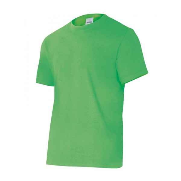 1bddc2d87ac Comprar Camiseta manga corta verde lima Velilla Precio 3,76 €