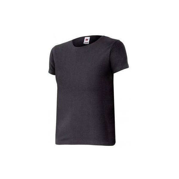 89da0ec37c5b2 Comprar Camiseta mujer manga corta negra Velilla Precio 4