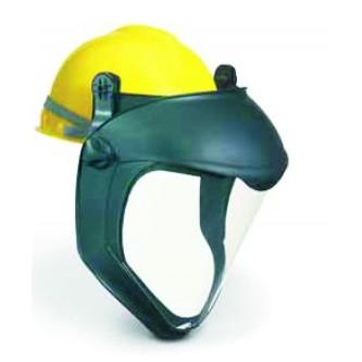 casco y pantalla bionic para trabajos electricos