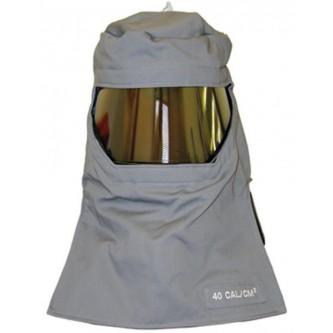 capucha de protección contra arco eléctrico pro hood 40 cal cm2