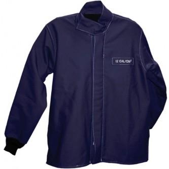 chaqueta protección arco eléctrico 12 cal cm2