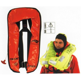 chaleco hinchable offshore 150n