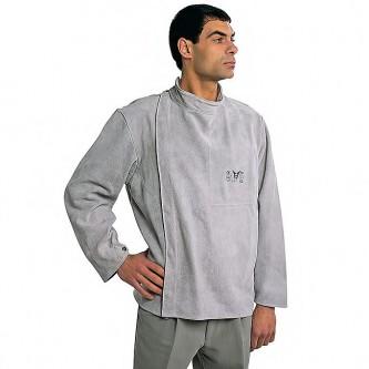 chaqueta de piel para soldar uro chs