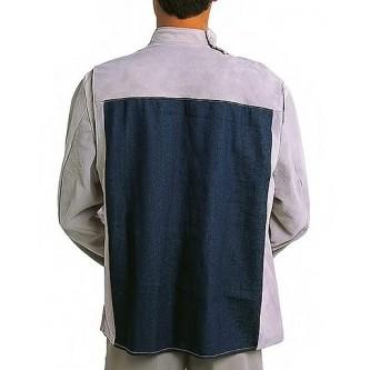 chaqueta de piel para soldar uro chste